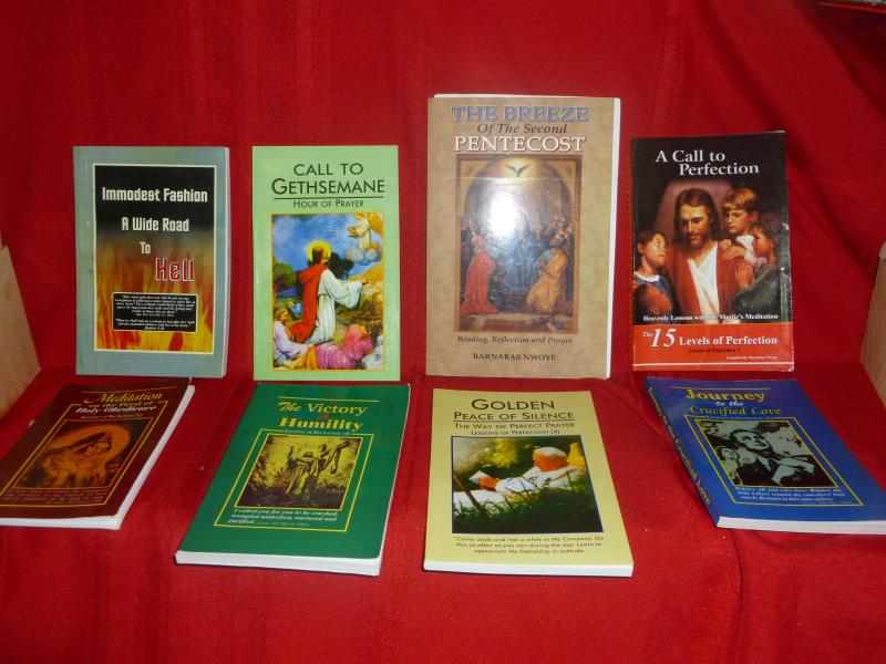 Books by Barnabas